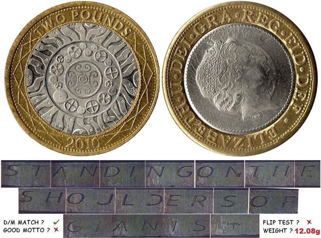 Uk Fake Amp Error Coins Fake Coins